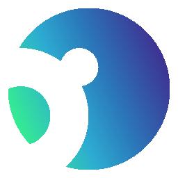 Антивирус бесплатная версия. Логотип программы Panda Free Antivirus.
