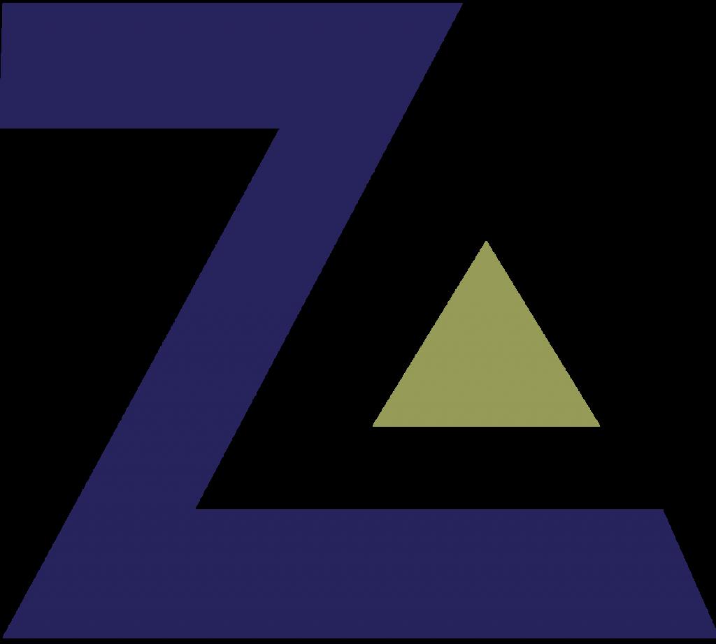 Антивирус бесплатная версия. Логотип программы ZoneAlarm Free.