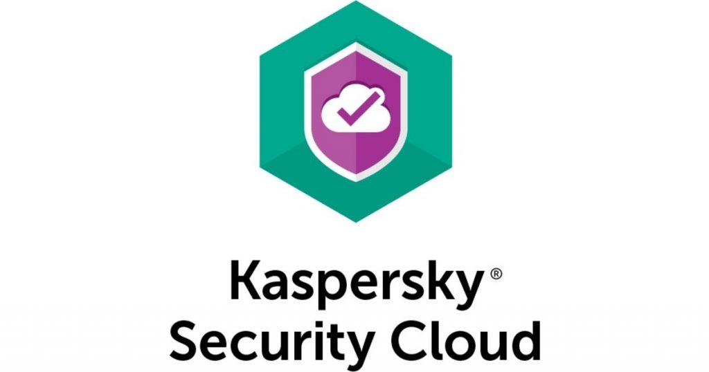 Логотип программы Kaspersky Security Cloud Free.