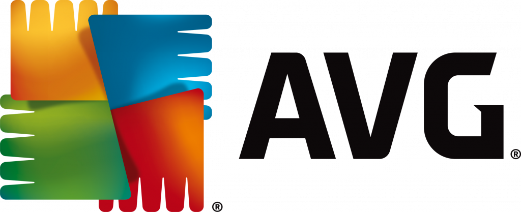 Антивирус бесплатная версия. Логотип программы AVG.