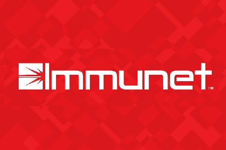 Логотип программы Immunet AntiVirus.