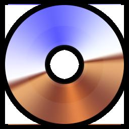 Файл mdf. Логотип  программы UltraISO.