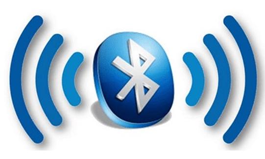 Как включить Bluetooth на ноутбуке. Значок Bluetooth.