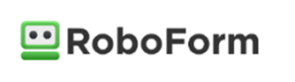 Менеджер паролей. Логотип программы Roboform.