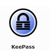 Менеджер паролей. Логотип программы KeePass.