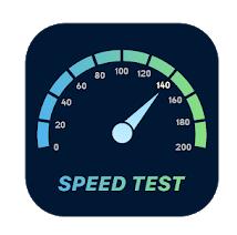 Проверить скорость интернета на телефоне. Логотип Speed Test
