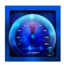Проверить скорость интернета на телефоне. Логотип Тест скорости интернета.