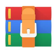 RAR для Android. Логотип RAR