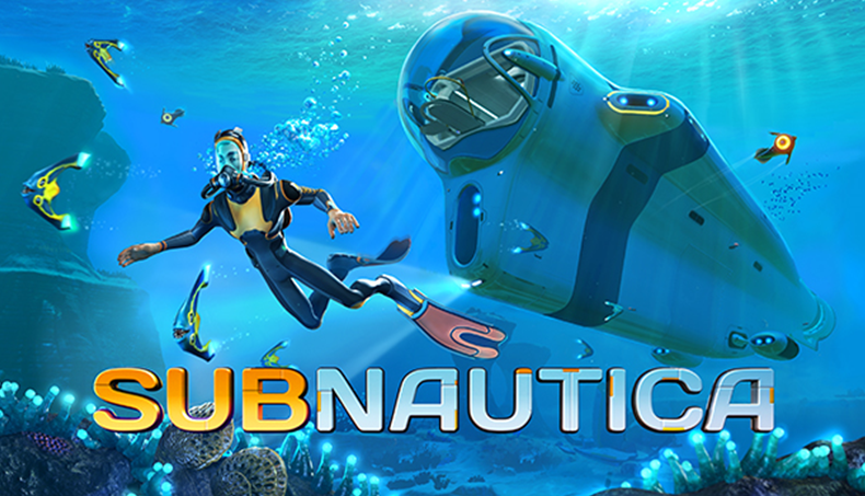 Subnautica консольные команды. Скриншот с игры Subnautica.