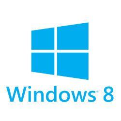 Windows 8 скачать бесплатно. Логотип Windows 8.