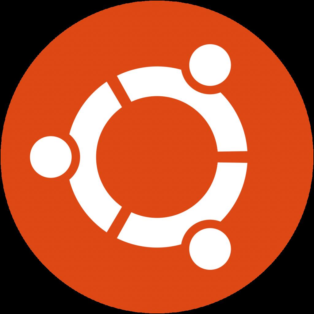 Загрузочная флешка Ubuntu. Логотип Ubuntu.