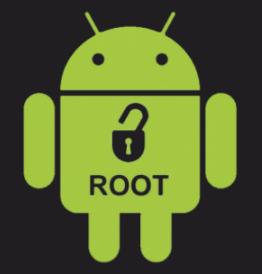 Root права. Логотип.