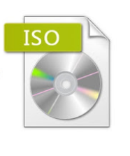 Создать iso образ. Логотип iso.
